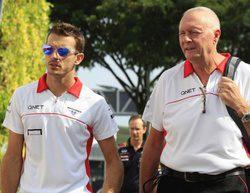"""John Booth: """"No estaríamos aquí sin Jules Bianchi y los dos puntos que consiguió en Mónaco"""""""