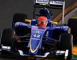 Nasr espera que la quinta posición en Australia le aleje de la etiqueta de 'piloto de pago'