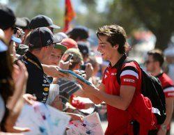 Roberto Merhi repite con Manor Marussia en el Gran Premio de Malasia