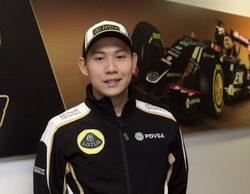 Adderly Fong se une al equipo Lotus como piloto de desarrollo