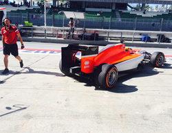 """Roberto Merhi: """"Estoy deseando volver a estar en el monoplaza"""""""