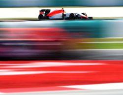 """Roberto Merhi: """"En teoría el coche de 2015 debe de ser cuatro o cinco segundos más rápido"""""""