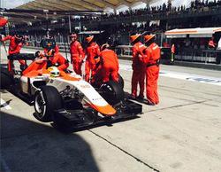 """Merhi competirá en el GP de China 2015: """"No puedo esperar para empezar el viernes"""""""