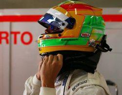 """Roberto Merhi: """"Estoy contento con la forma en la que está evolucionando el ritmo"""""""