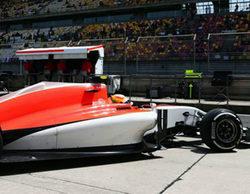 """Roberto Merhi tras clasificarse por detrás de Stevens: """"Estoy un poco decepcionado"""""""