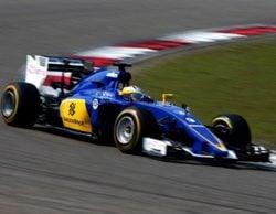 Sauber consigue puntuar con ambos coches: Nasr octavo y Ericsson décimo