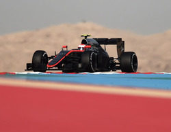 McLaren desmiente que Button 'estallase' después de su horrible GP en Baréin