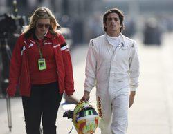 """Roberto Merhi podría centrarse solo en la Fórmula Renault 3.5 e """"intentar ganar el título esta vez"""""""