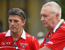 """Graeme Lowdon: """"Estamos en la F1 para competir e intentaremos ser más rápidos"""""""
