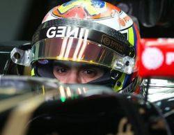 """Pastor Maldonado: """"Aprovecharemos los juegos de neumáticos nuevos para adelantar mañana"""""""