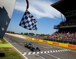 GP de España 2015: Los 10 mejores pilotos de la carrera en Barcelona