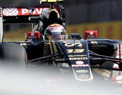 """Pastor Maldonado asegura que entre él y Romain Grosjean """"no hay ningún problema"""""""