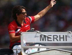 Roberto Merhi y Manor, juntos de nuevo para el Gran Premio de Mónaco