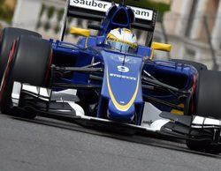 "Marcus Ericsson: ""Tuve mala suerte con el tráfico"""
