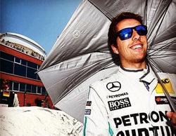 """Daniel Juncadella: """"Mi 'feedback' del simulador es mejor que el de Rosberg y Hamilton"""""""