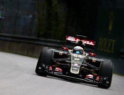 """Romain Grosjean: """"Tenemos un buen potencial para mañana"""""""