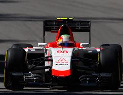 """Merhi se impone a Stevens en la clasificación de Canadá: """"Es un buen paso adelante para mí"""""""