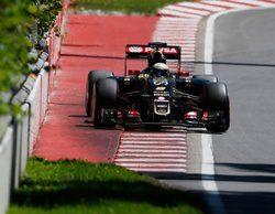 """Romain Grosjean partirá desde la tercera fila: """"Un podio sería fantástico"""""""