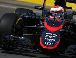 """Jenson Button: """"Esperamos recuperarnos en Austria, donde llevaremos algunas mejoras"""""""