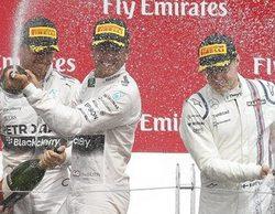 """Lewis Hamilton: """"Ha sido muy especial para mí volver a ganar en Canadá"""""""