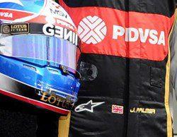 Jolyon Palmer se asegura los libres de los Grandes Premios europeos