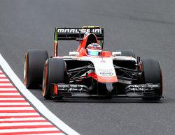 """Max Chilton sobre Manor Marussia: """"Me ha sorprendido cuánto tiempo han durado"""""""