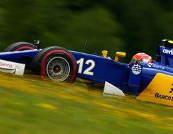 """Felipe Nasr: """"Es positivo ver que nuestro ritmo es bastante más competitivo"""""""