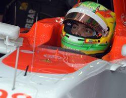 """Roberto Merhi: """"Es un circuito que podría traer algunas oportunidades para la carrera"""""""