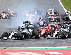 Alineación de pilotos para los test de temporada en Austria 2015