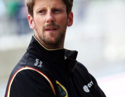"Romain Grosjean: ""Hemos podido hacer algunas tandas productivas"""