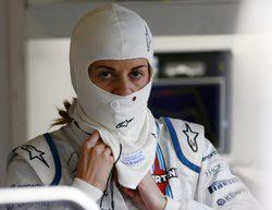 """Susie Wolff se sube de nuevo al FW37: """"Ha sido bueno estar en el coche"""""""