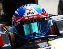 """Jolyon Palmer hace balance de los test: """"Ha sido un buen día para mí"""""""