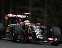 """Maldonado tras su batalla con Verstappen: """"Max no estaba respetando las reglas"""""""