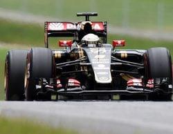 "Romain Grosjean: ""Silverstone es todo un reto, pero da buenas sensaciones"""