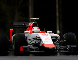 """Roberto Merhi: """"Silverstone es muy interesante desde el punto de vista técnico"""""""