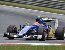 """Felipe Nasr sufre con los frenos de su C34: """"Hemos de solucionarlo en la próxima carrera"""""""