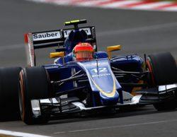 """Felipe Nasr: """"En la clasificación tuve que luchar con los neumáticos"""""""