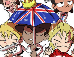Los Chibis (169): God save the King