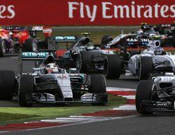 GP de Gran Bretaña 2015: Los 10 mejores pilotos de la carrera en Silverstone