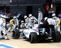 Williams señala que en Silverstone tenían el segundo monoplaza más rápido