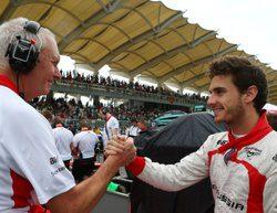 "John Booth: ""Jules estaba destinado a grandes cosas en la Fórmula 1"""