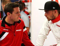 Fabio Leimer rodará junto a Manor en los Libres 1 del GP de Hungría 2015