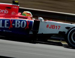 """Roberto Merhi clasifica por delante de Stevens: """"Tuve una buena clasificación"""""""