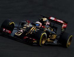 """Romain Grosjean clasifica 10º en Hungría: """"Es bueno estar en el top ten"""""""