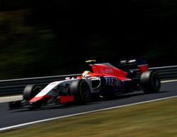 """Roberto Merhi: """"Trato de hacer buenos resultados para demostrar que merezco el asiento"""""""