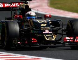 "Romain Grosjean termina séptimo: ""Nos merecíamos algunos puntos"""