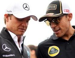 """Pastor Maldonado: """"Espero que pronto podamos tener una evolución importante en el coche"""""""