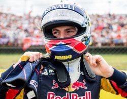 """Max Verstappen hace balance de 2015: """"Me daría un siete u ocho sobre diez"""""""