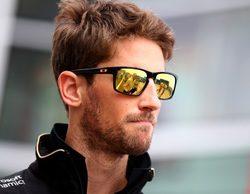 """Romain Grosjean vuelve de las vacaciones: """"El de Bélgica es un circuito con alma"""""""