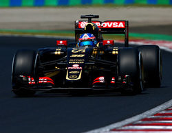 """Jolyon Palmer: """"Tengo muchas ganas de estar de vuelta en el E23 en el trazado de Spa"""""""